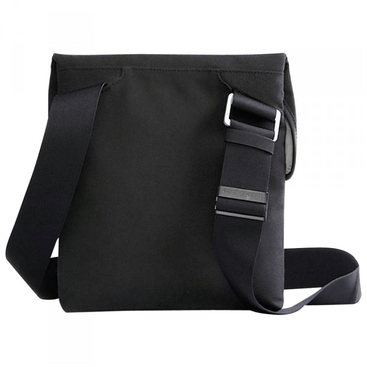 Bluelounge Eco-friendly Sling Tasche Bag schwarz, Apple iPad MacBooks 15