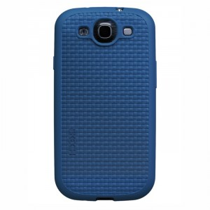 Skech Grip Shock Snap On Case Hülle Galaxy S3 i9300 blau
