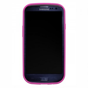 Skech Grip Shock Snap On Case Hülle Galaxy S3 i9300 pink