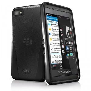 ISkin, Vibes für BlackBerry Z10, schwarz