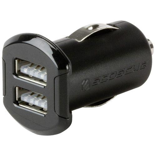 Scosche reVOLT C2 Dual USB mit 2x12W Auto KFZ Ladegerät für iPad iPhone