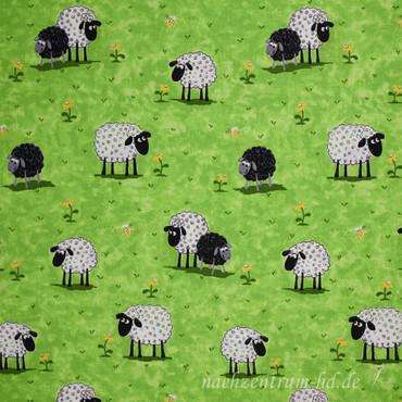 Susybee Lewe auf der Weide grün