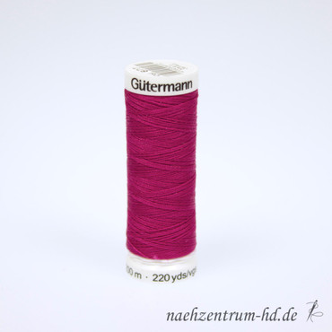 Gütermann Allesnäher purpur (877) 200 m