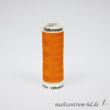Gütermann Allesnäher orange (350) 200 m