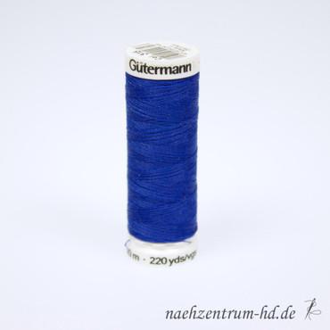 Gütermann Allesnäher königsblau royal (315) 200 m