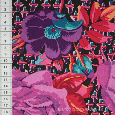 Rowan Kaffe Fassett Cabbage and Rose lila