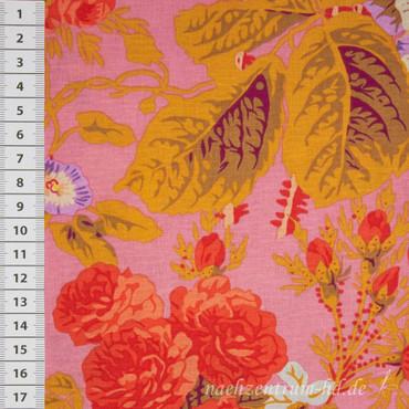 Rowan Kaffe Fassett Gradi Flora rosa – Bild 1