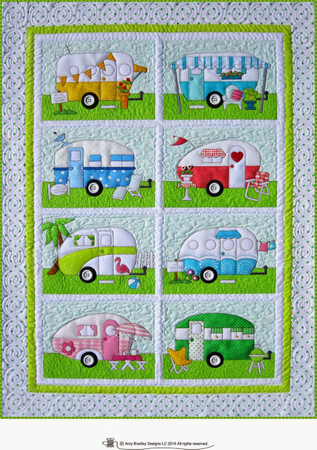 Campers Quilt – Bild 1