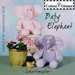 Baby Elephant - Elefant Ellie 001