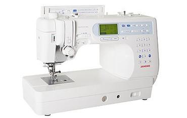 Janome MC 6600 – Bild 1
