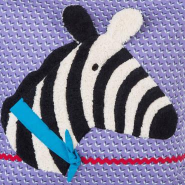 Jobolino Appliset Pundi, das Zebra