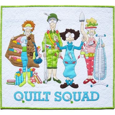 Quilt Squad Materialpackung – Bild 3