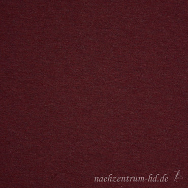 Jenna Sweat meliert bordeaux – Bild 3