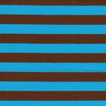 Swafing Gilda Streifenjersey blau/braun 001