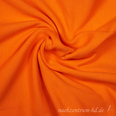 Bündchen orange - 70 cm