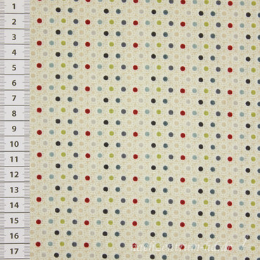 STOF Roundabout Dots beige