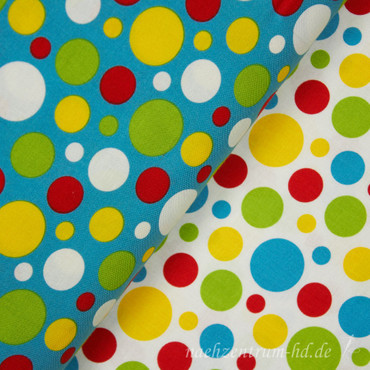 Spots Perfect Day Kreise blau – Bild 2