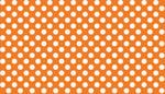 Makower Basic Spots orange