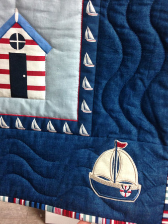 Sea View Quilt – Bild 2