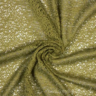 Hilco Gilet Spitze olivgrün – Bild 1