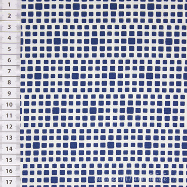 Art Gallery Squared Elements navy dunkelblau – Bild 1