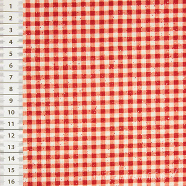 Buon Appetito Red Gingham rot