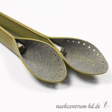 2 Taschengriffe 70cm olivgrün – Bild 2