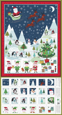 Makower Frosty Adventskalender – Bild 1