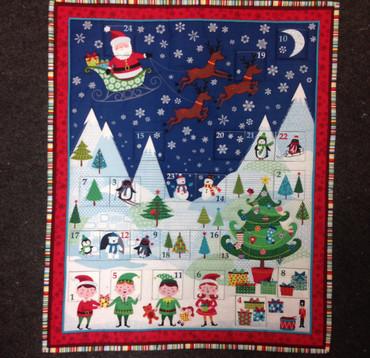 Makower Frosty Adventskalender – Bild 2
