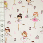 Girls Dream Ballerina Glitzer
