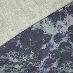 Hilco Oltrona French Terry blau 001