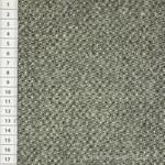 Wollstoff Mini-Karo warmes grau
