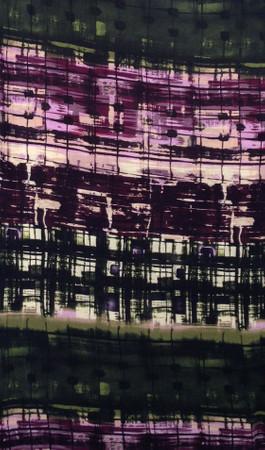 Hilco Wicked Viskose-Strick grün lila – Bild 1