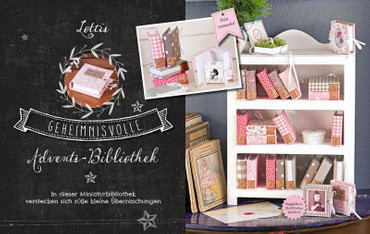 Bastelbuch Lottis Adventskalendermanufaktur – Bild 6