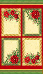 Holiday Traditions Tischset Panel