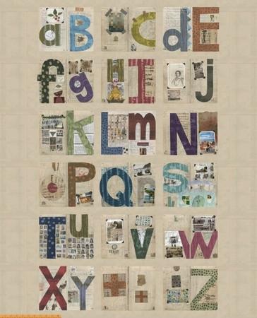 Alphabet Panel – Bild 1