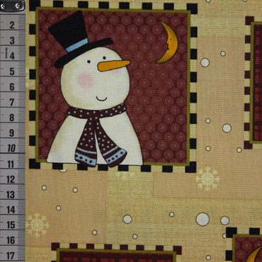 Winter Time Style Mr. Snowman Rapport – Bild 2