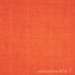 Makower Linen Texture tomate orange 001