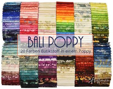 Hoffman Bali Poppy #651 Fresh Linen – Bild 2