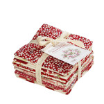 Tilda Red-White • 14 Fat Eight Bundle