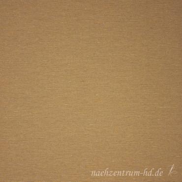 Dekostoff Uni camel - Überbreite - – Bild 1