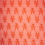 Lobster Voile pink by Cherry Picking 001