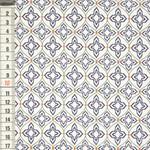 Marrakesch Muster 568 blau 001