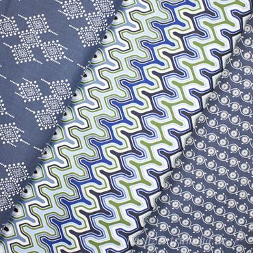 Marrakesch Muster 560 blau – Bild 3