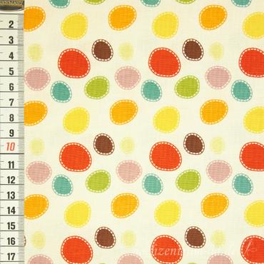 Giraffe Crossing Punkte gelb – Bild 2