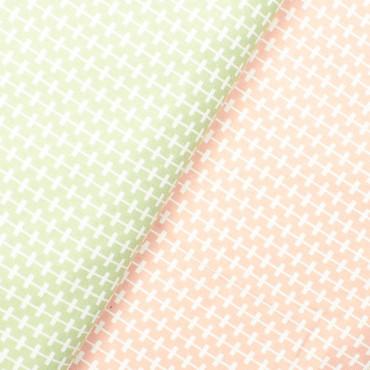 STOF Duo Mini Chains lachsrosa – Bild 3