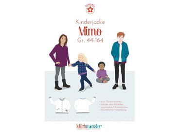 Kinderjacke Mimo (Gr. 44-146)