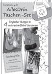 Schnittmuster AllesDrin Taschen-Set 001