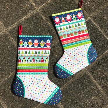 Makower Novelty Stocking Riesensocke – Bild 2