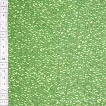 Makower Dash gold grün